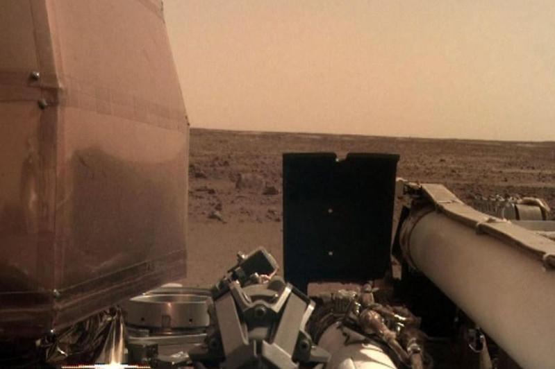 NASA公布洞察号火星地震录音