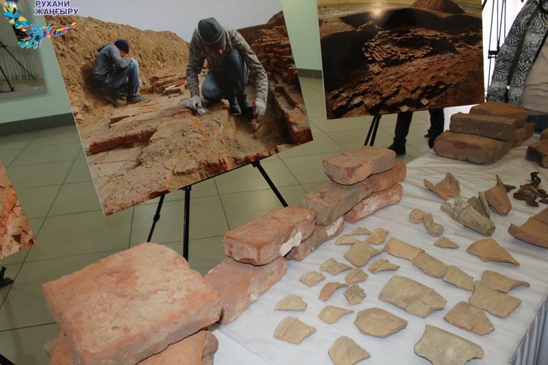 СҚО: Археологтар Алтын Орда дәуіріне жататын 7 көне мазардың орнын тапты