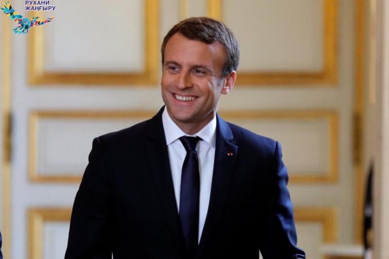 Франция Президенті Эмманюэль Макрон Қазақстанға келеді
