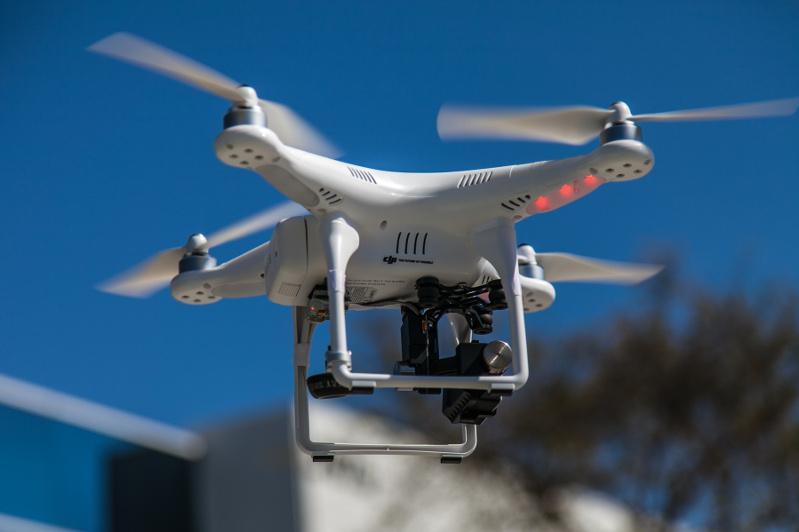 Возможно ли применение дрона в борьбе с комарами в столице