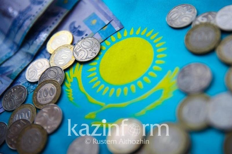 2018年哈萨克斯坦居民人均名义现金收入为9.3万坚戈