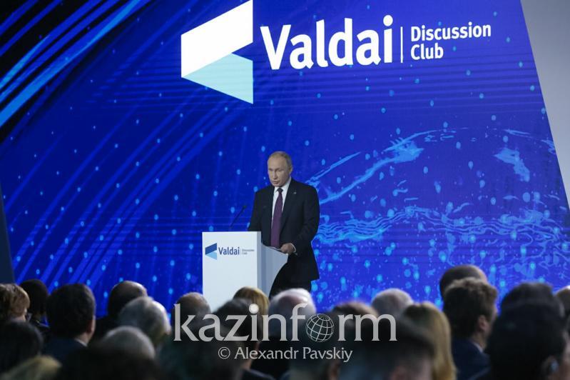 普京:欧亚经济联盟的市场是开放而非封闭的