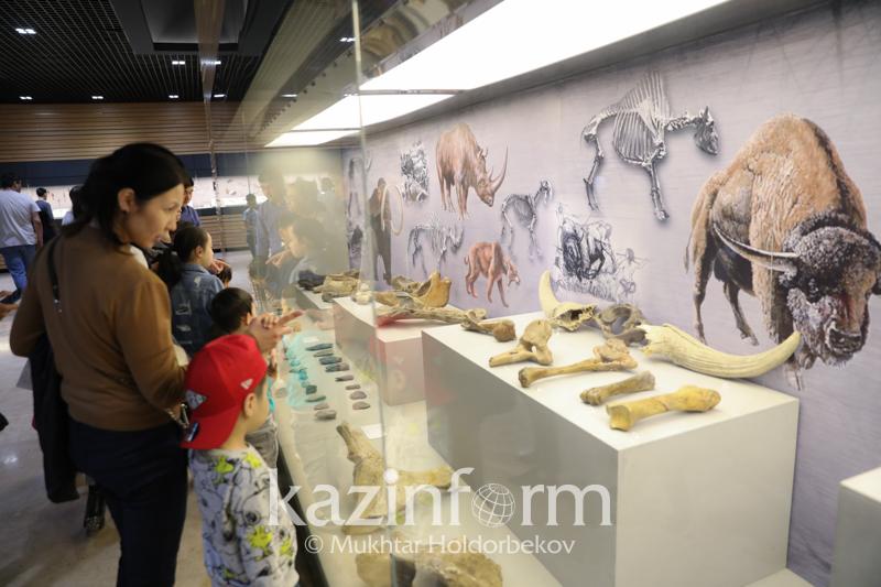 哈萨克斯坦国立博物馆加入国际博物馆协会