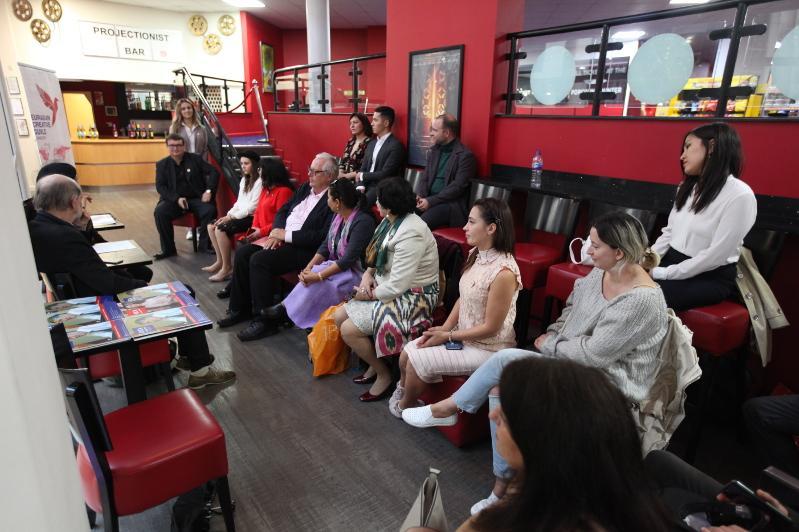 阿拜文化遗产讨论会在伦敦举行