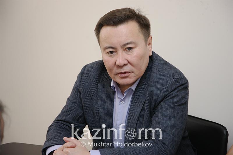 Самое важное качество для учителя назвал Талгат Калиев