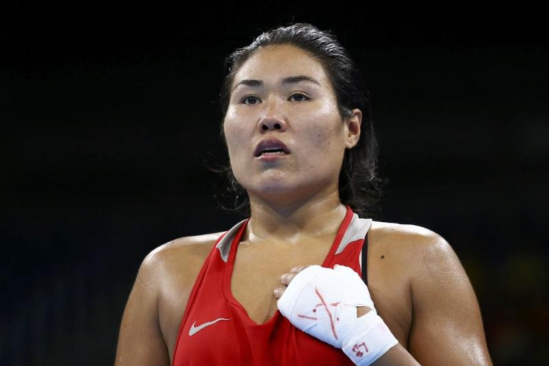 Бокстан Әлем чемпионаты: Дариға Шәкімова алғашқы жеңісіне жетті