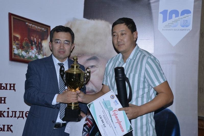 Турнир по бильярду среди СМИ памяти Шерхана Муртазы прошел в Алматы