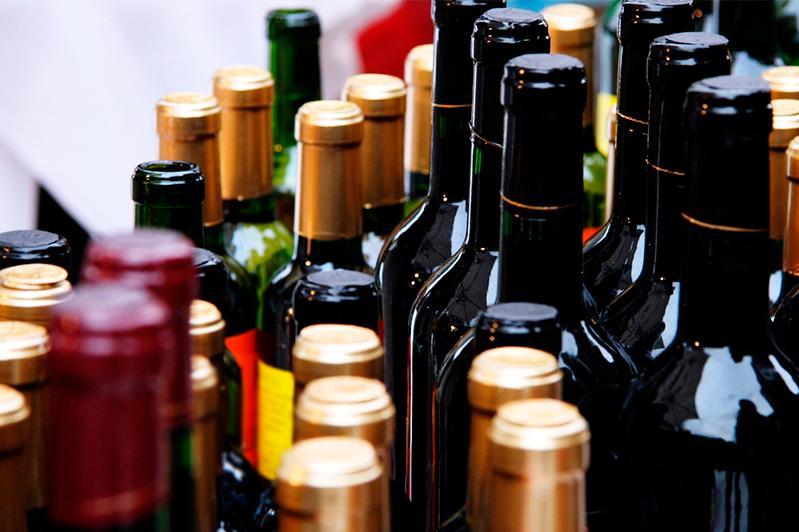 Көкшетауда 432 шөлмек алкоголь тәркіленді