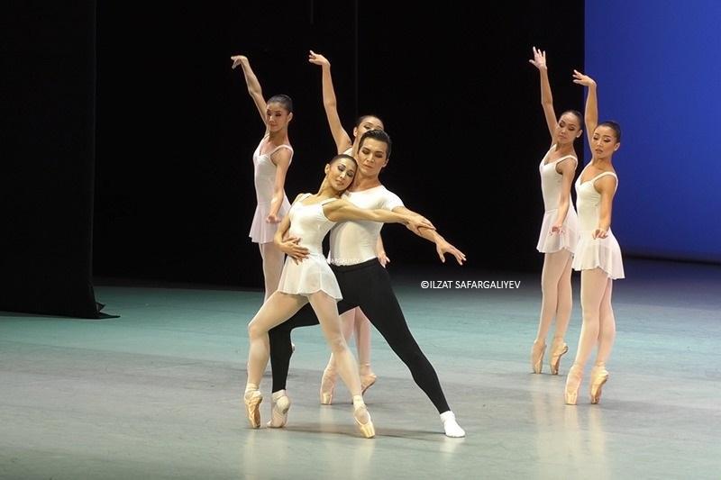 Премьера спектакля «Кончерто Барокко» прошла в театре «Астана балет»