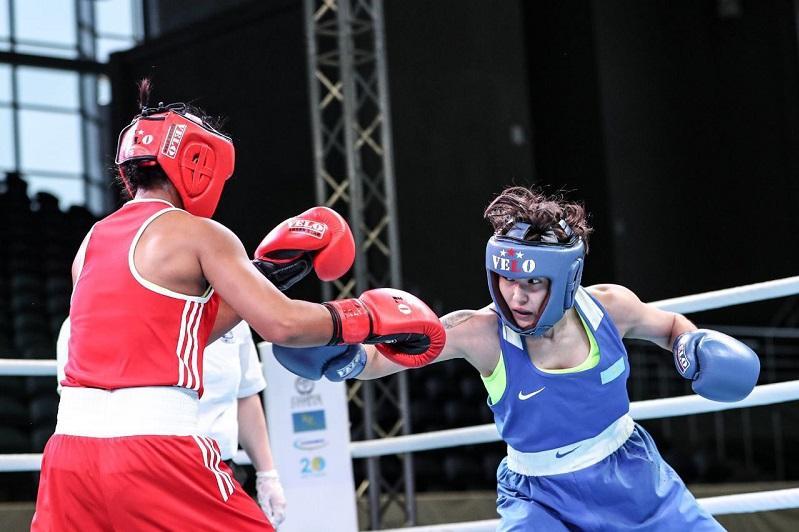 Бокстан Әлем чемпионаты: Айжан Қожабекова жарысты жалғастырады