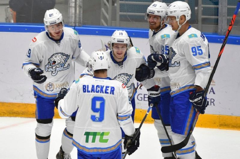 ҚХЛ: «Барыс» «Северсталь» клубын ірі есеппен жеңді