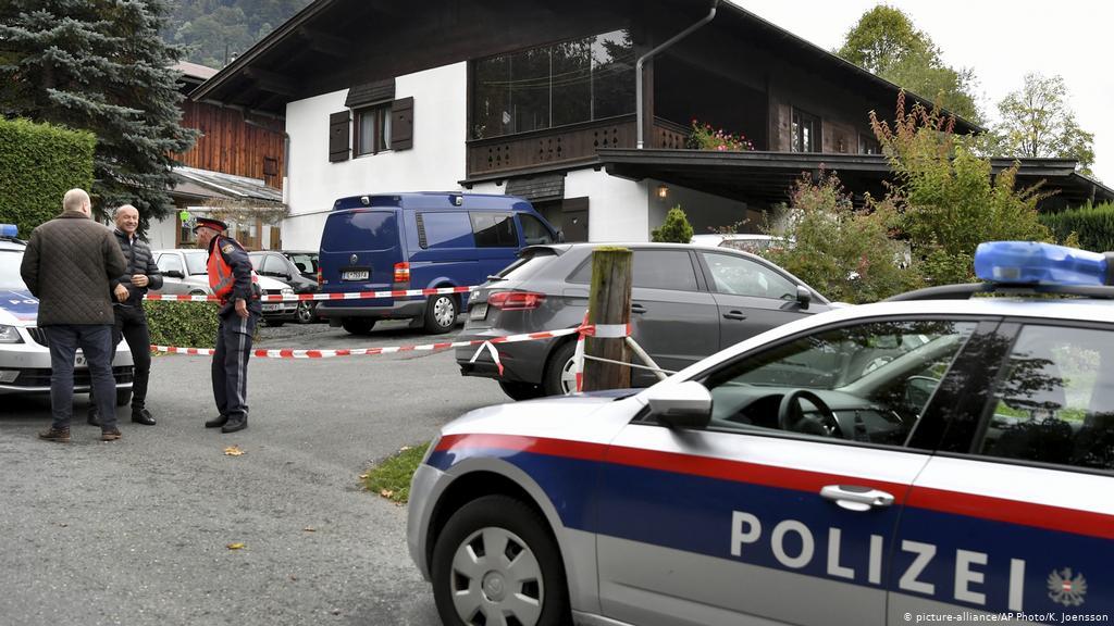 Five people murdered in Austria's Alpine ski resort: police
