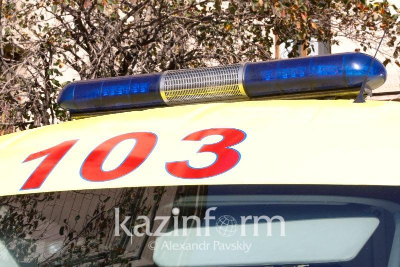 13-летний подросток разбился насмерть, выпрыгнув с 8 этажа в Кокшетау