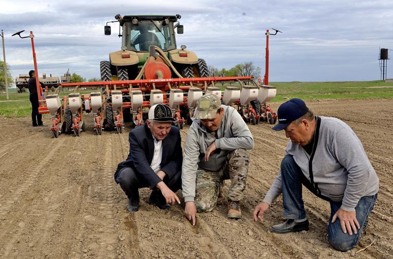 Жамбыл облысында жылына 150 мың тонна қант өндіретін зауыт салынады