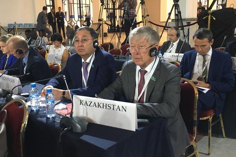 Сенат депутаттары ЕҚЫҰ Парламенттік Ассамблеясының күзгі сессиясына қатысты
