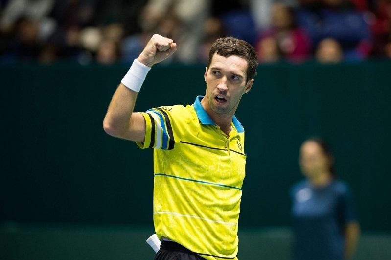 Теннис: Кукушкин Шанхай турнирінің екінші айналымына шықты