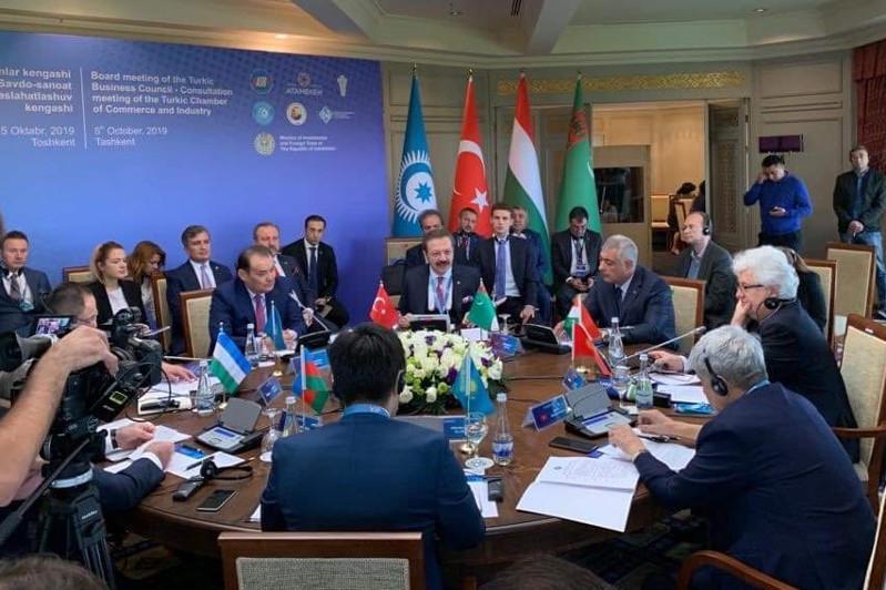 Заседание Тюркской ТПП и Тюркский инвестиционно-деловой форум состоялись в Ташкенте