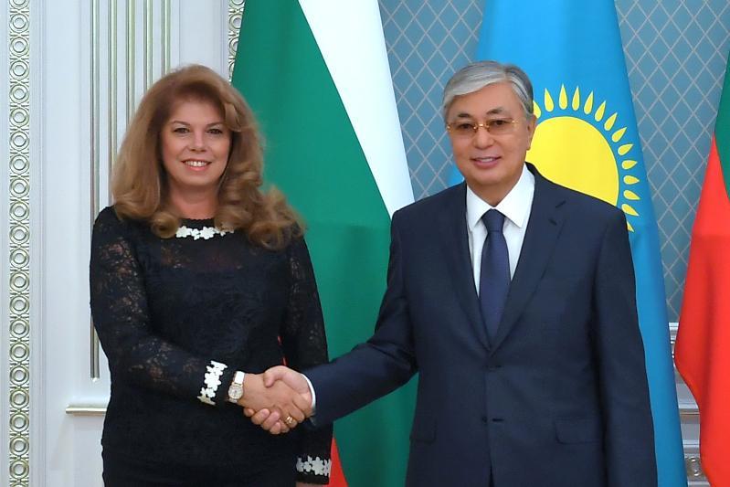 总统:哈萨克斯坦高度重视与保加利亚之间的合作