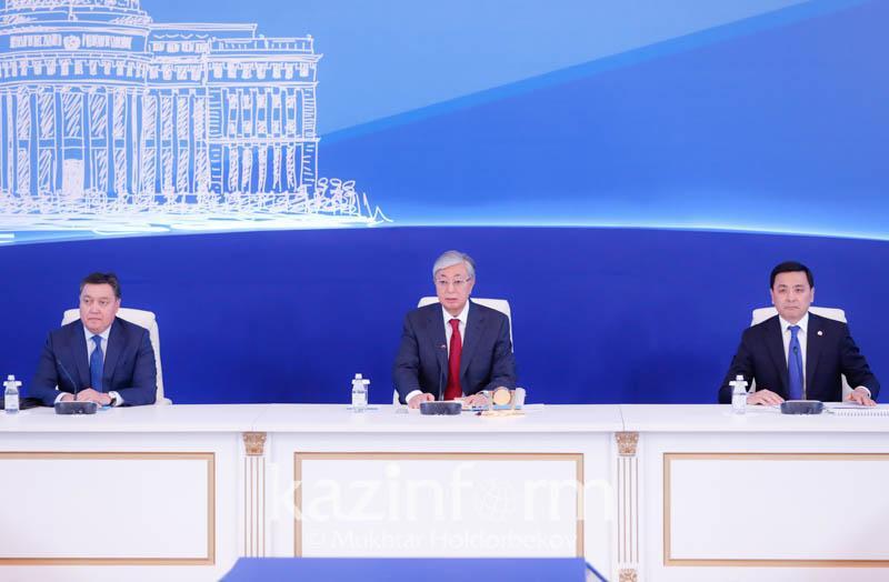 Касым-Жомарт Токаев - столичным чиновникам: Дела расходятся со словами