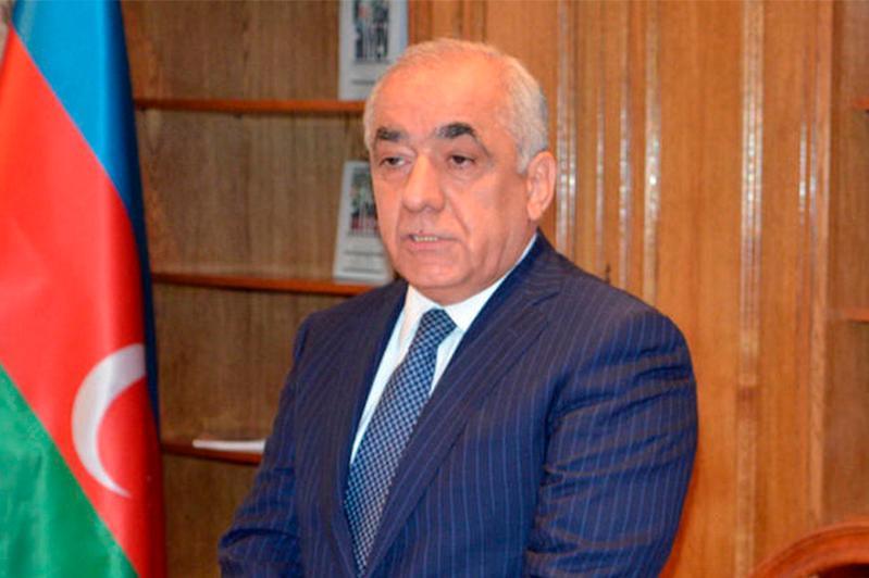 阿塞拜疆新一届政府总理上任