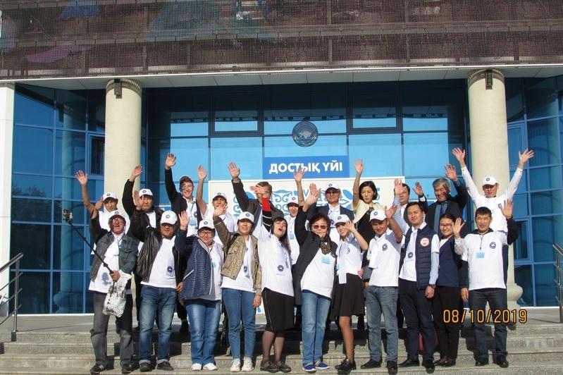 Экспедиция «Елтану» отправилась из Караганды в Павлодарскую область