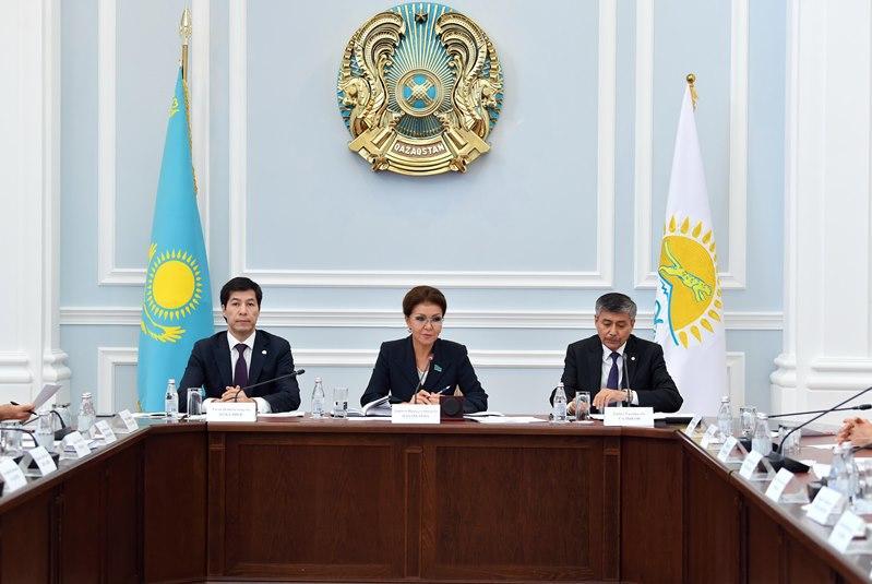 Дариға Назарбаева әр облысқа арналған парламенттік тыңдауларды өткізуді ұсынды