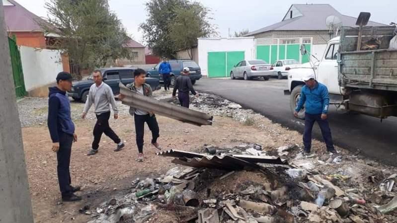 Арыс қаласын қалпына келтіруге 4 мыңға жуық жұмысшы жұмылдырылды