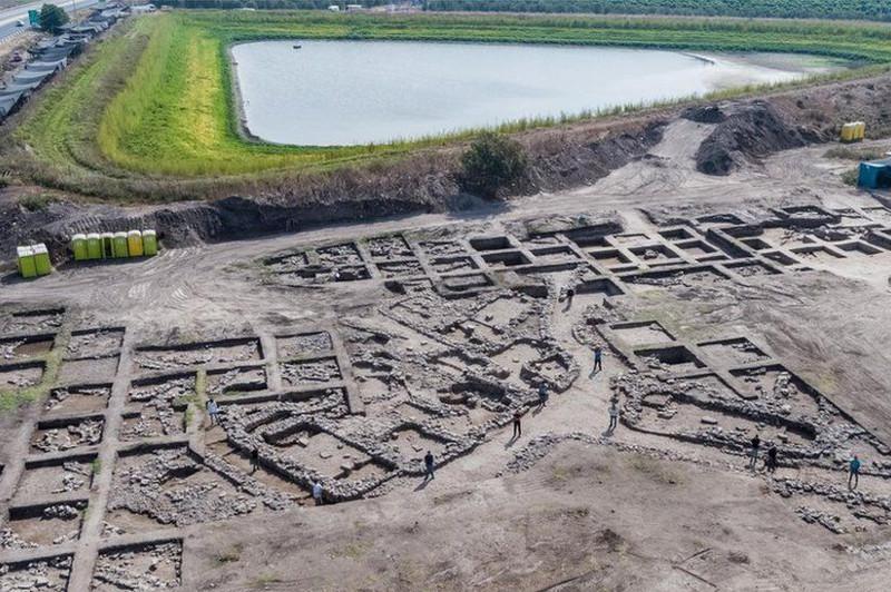 В Израиле обнаружили руины города возрастом 5 тысяч лет