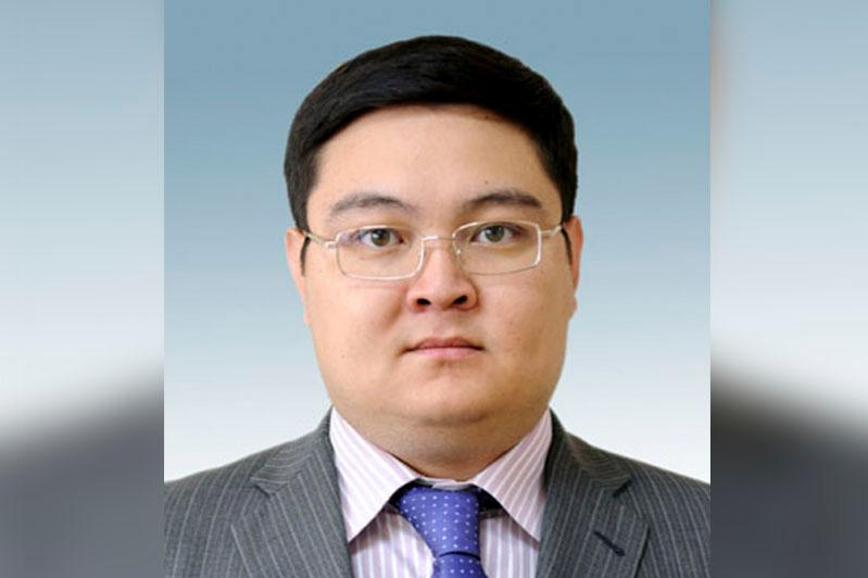 Айдар Утенов назначен заведующим Секретариатом Помощника Первого Президента РК