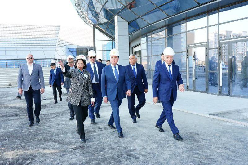 政府总理对塞梅市进行工作视察