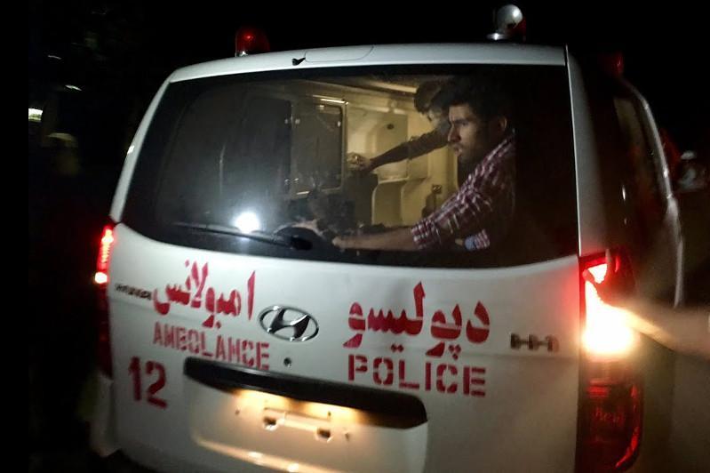 13 reportedly injured in Afghan university blast
