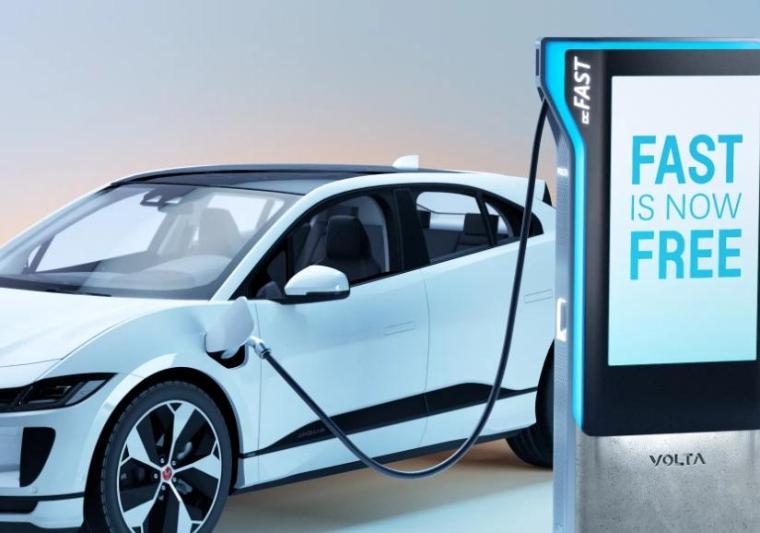 美国将上线首个免费电动汽车快速充电站