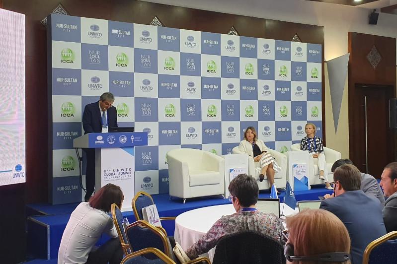 8th UNWTO Global Summit on Urban Tourism kicks off in Nur-Sultan