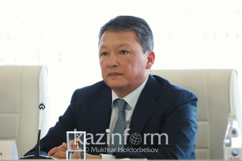Tımýr Qulybaev Qazaqstan boks federatsııasy basshylyǵynan ketetinin málimdedi