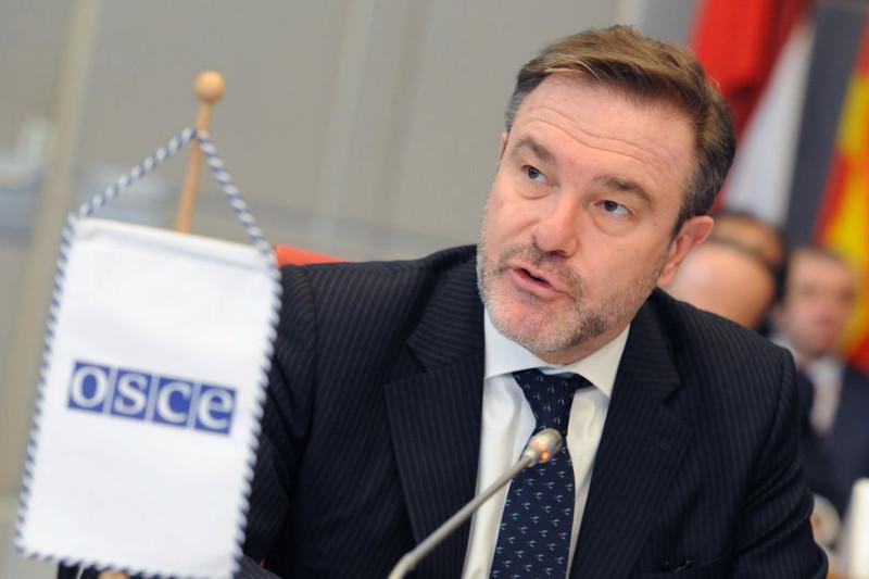 Постоянный представитель Италии при ОБСЕ оценил работу Казахстана в организации