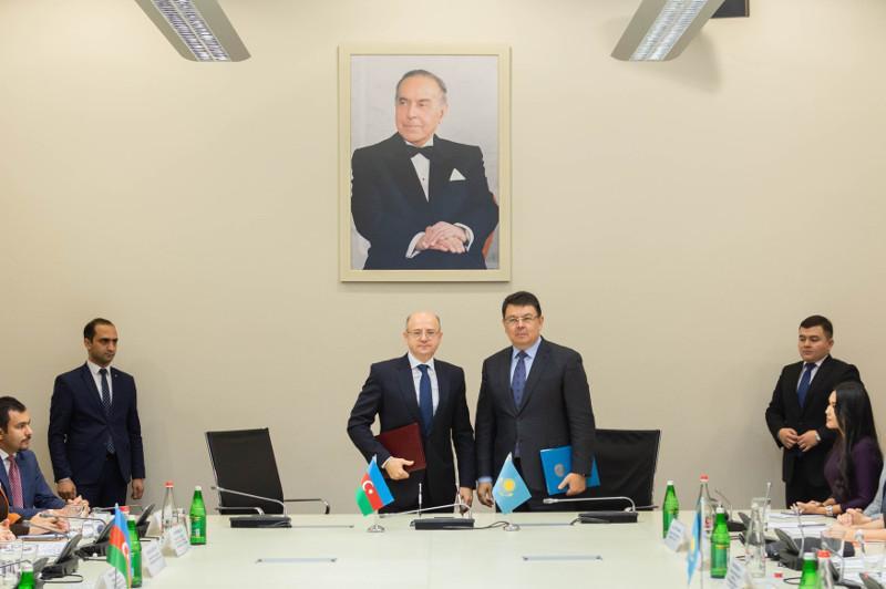 Перспективы казахстанско-азербайджанского экономического сотрудничества обсуждены в Баку