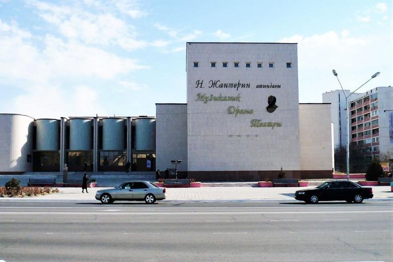 Ақтауда халықаралық театр фестивалі басталды