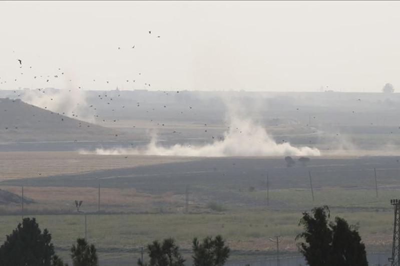 """土耳其开始在叙利亚境内发动""""和平之源""""军事行动"""