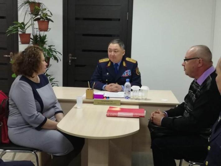 Свыше 800 человек получили юридическую помощь во фронт-офисе ДП Павлодарской области