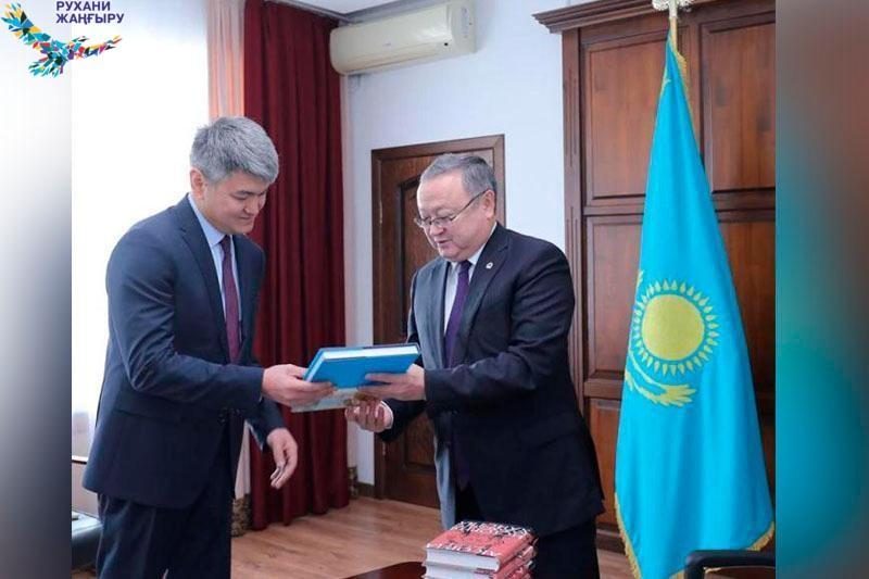 Ондасын Уразалин: Нужно показать новые грани истории Актюбинской области