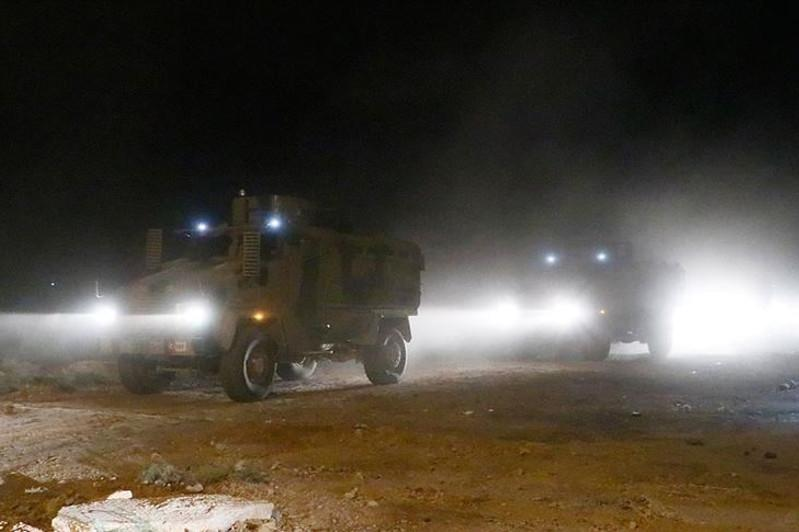 Turkey starts ground offensive in N Syria