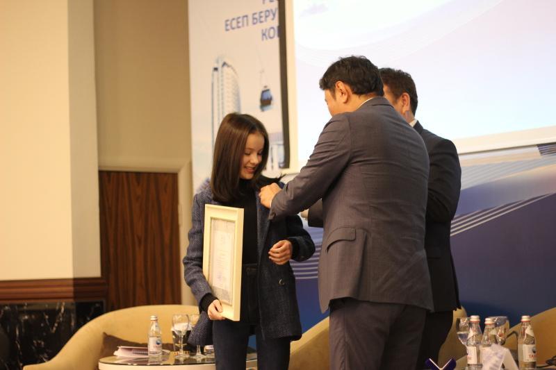 Daneliya Tuleshova became Kazakhstan UNESCO Clubs Envoy