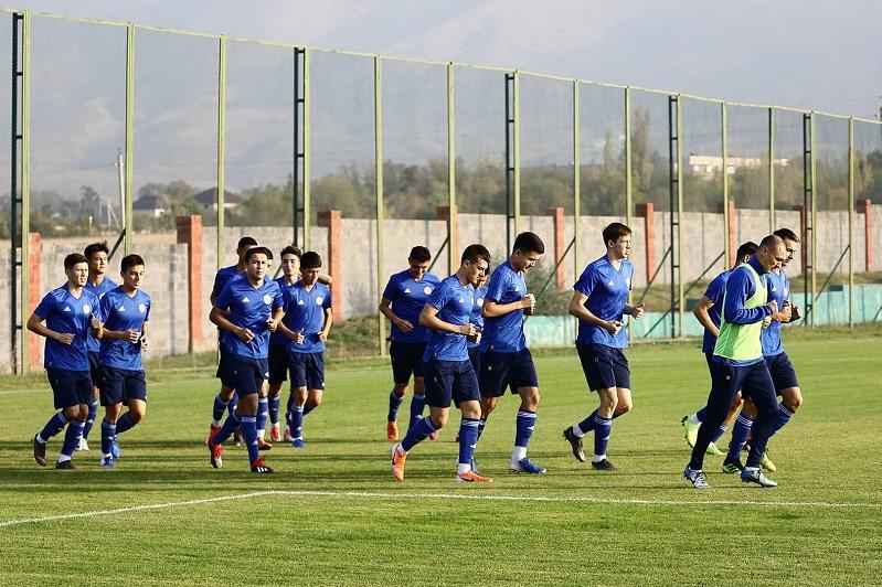 Еуро-2020: Қазақстанның 19 жасқа дейінгі құрамасы іріктеу кезеңінде ойсырай жеңілді