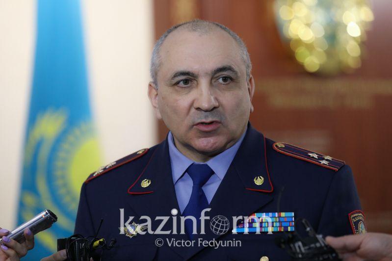 Отставку главы КУИС прокомментировал замминистра внутренних дел