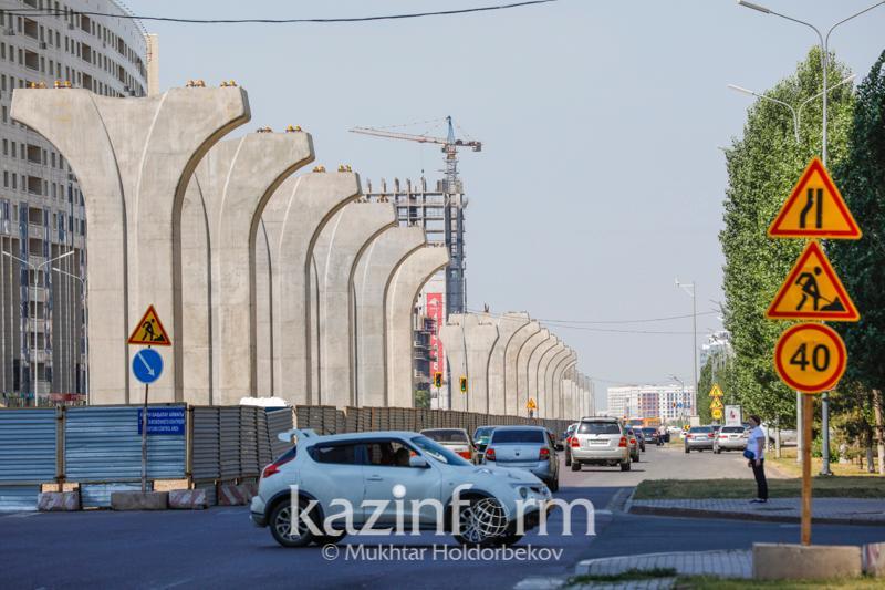 Тергеу амалдары «Астана LRT» құрылысына кедергі келтірмейді - агенттік