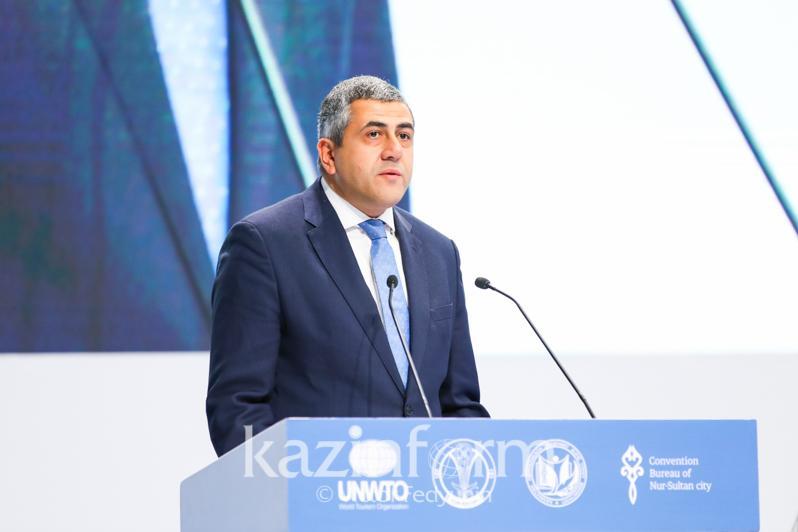 UNWTO Sen Gen praises Kazakh capital's development in 20 years