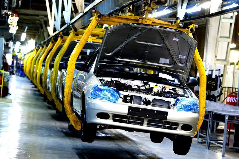 哈萨克斯坦汽车企业平均每月生产汽车3600辆
