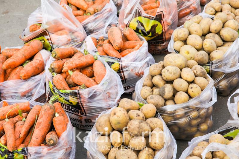 Пресечено 426 попыток незаконного ввоза в Казахстан растительной продукции