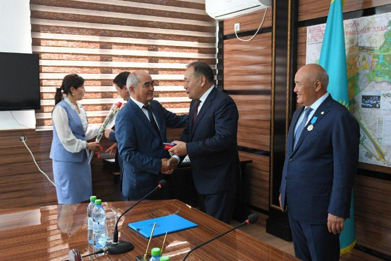 Ералы Тоғжанов Кәсіподақтар күніне арналған салтанатты шараға қатысты