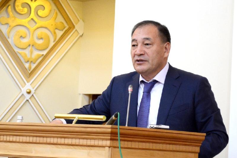 Ералы Тугжанов встретился с членами профсоюза старейшей компании-перевозчика Шымкента